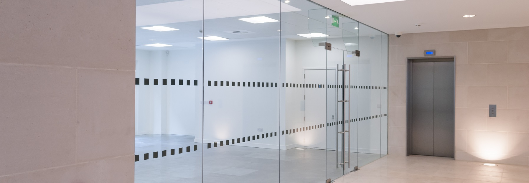Glass partitions Cardiff Swanse Llanelli South Wales
